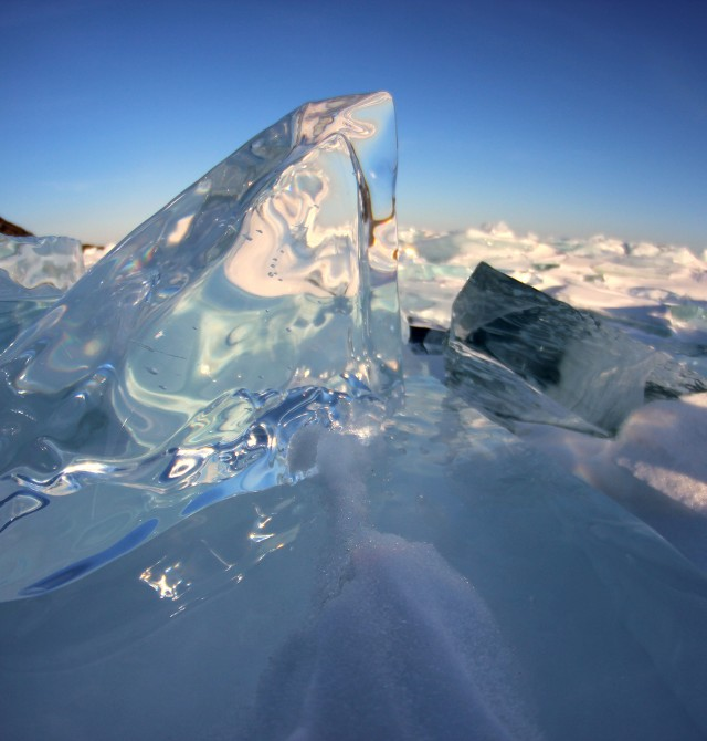 Maravillas invernales en Rusia