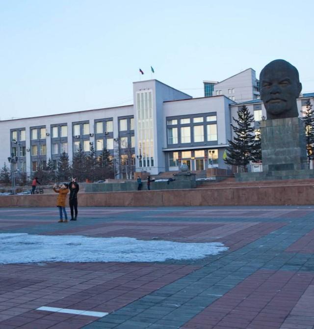 Ulan Ude en Rusia