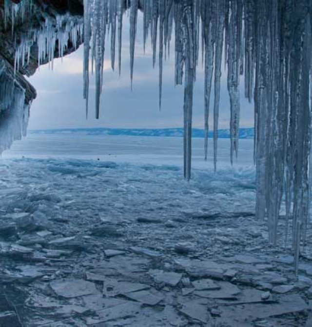 Cuevas mágicas en Rusia