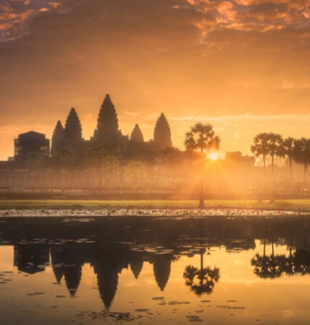 Ruinas de Angkor
