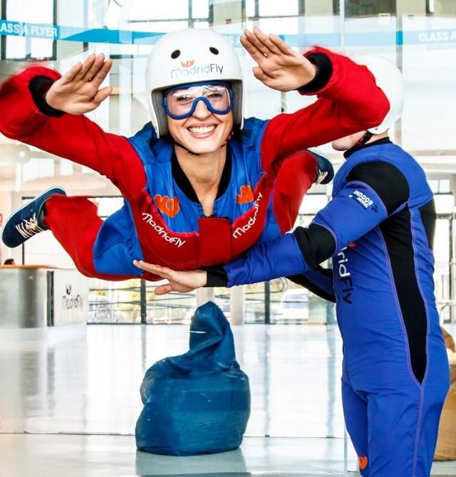 Aprende a volar con Madrid Fly en Madrid,  Las Rozas