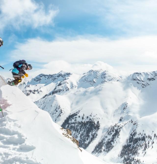 600 km de pistas en Los Alpes - Mottaret 3 Vallées
