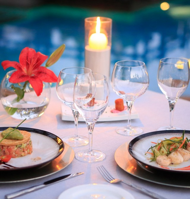 Cena en Restaurante Tailandés Koh Samui