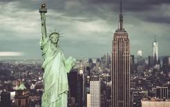 La Estatua de la Libertad en Canadá y Estados Unidos