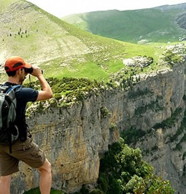 Ruta de los miradores en 4x4 en Huesca, PN de Ordesa
