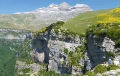 Valle de Ordesa en Huesca, PN de Ordesa