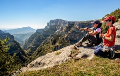 Ordesa en Familia en Huesca, PN de Ordesa