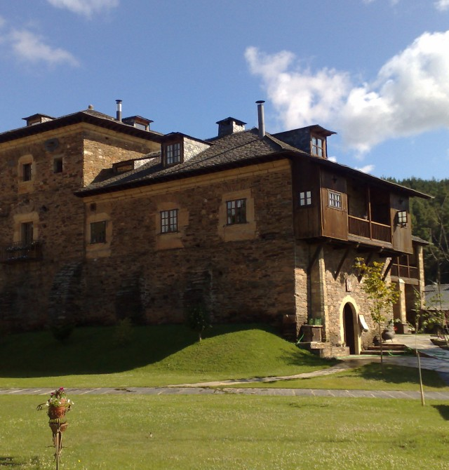 en El Bierzo (León), Las Médulas