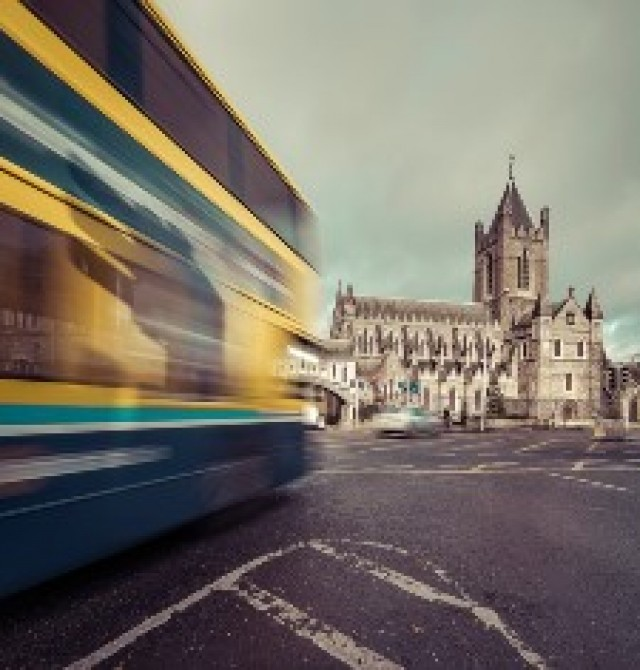 Dublín - Ciudad de origen