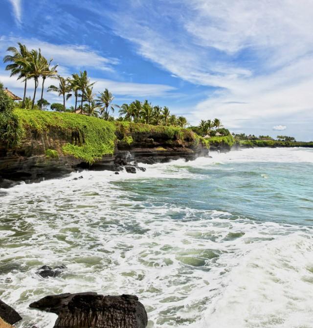 Playas de Bali en Indonesia