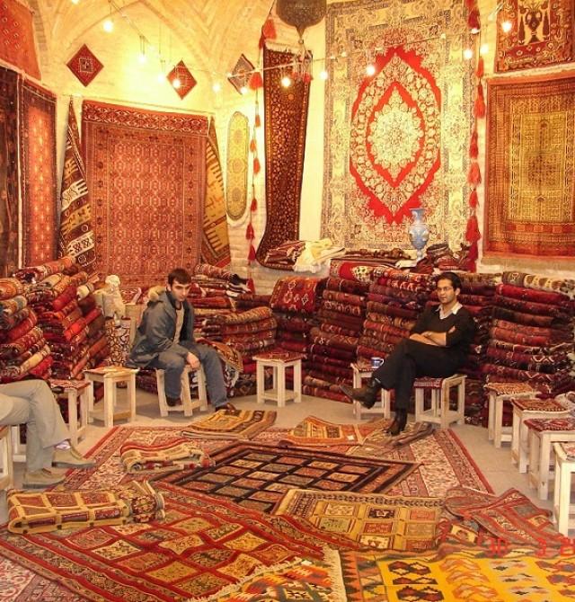 Shiraz - Ciudad de origen