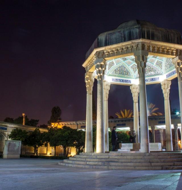 Shiraz, ciudad de las flores