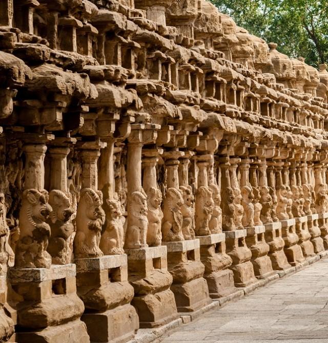 Kanchipuram en India