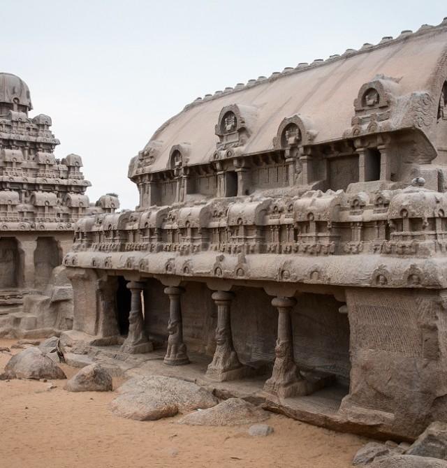 Mamallapuram  en India