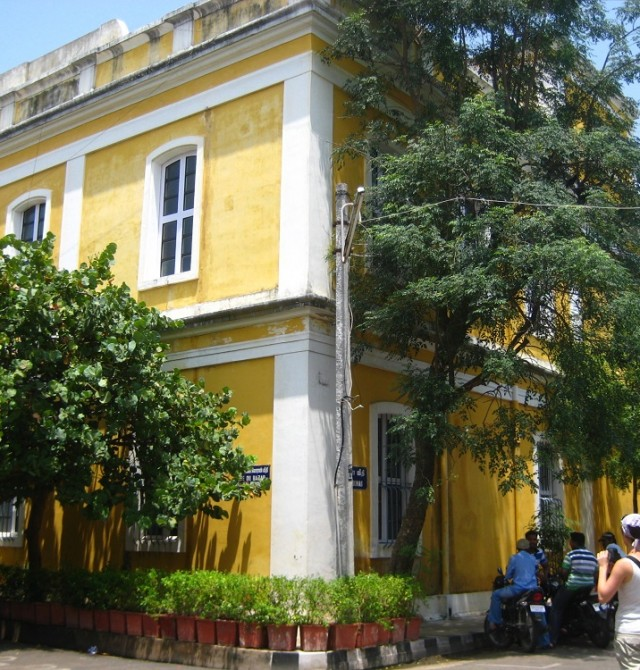Pondicherry en India