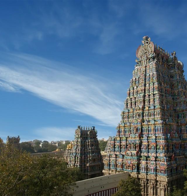Madurai en India