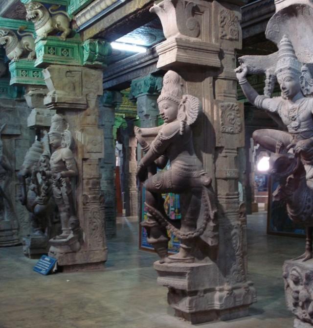 Meenashki en India