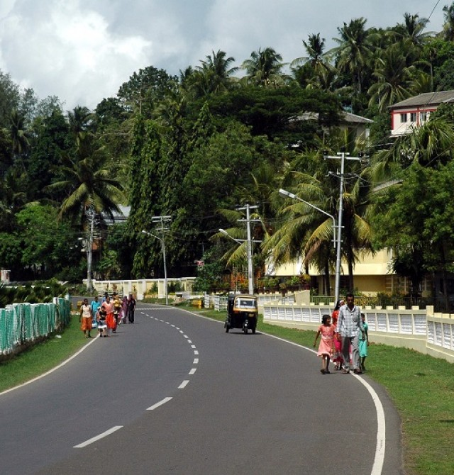 Port Blair en India