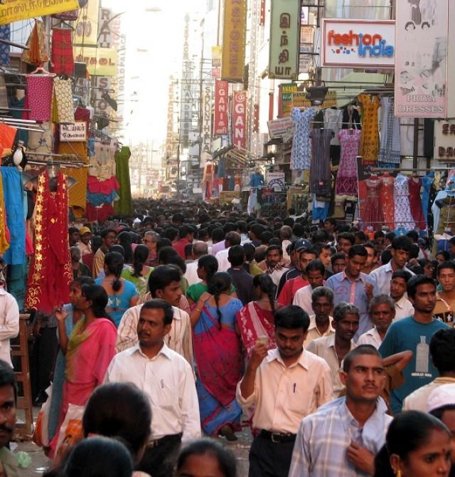 Chennai en India
