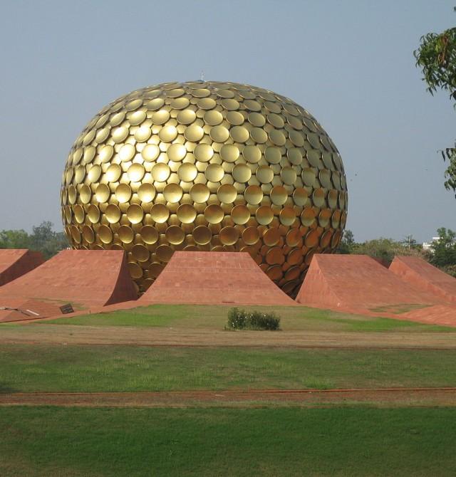Auroville, ciudad universal en India