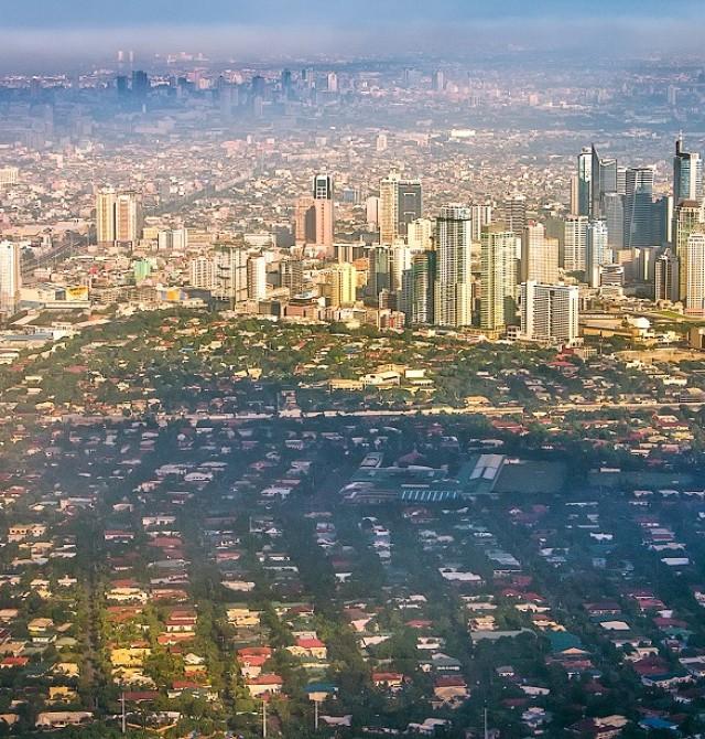 Manila en Filipinas