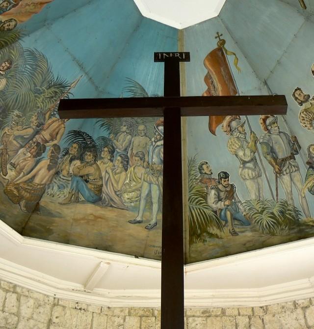 Cruz de Magallanes en Filipinas