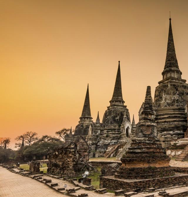 Bagan en Myanmar, Vietnam y Camboya