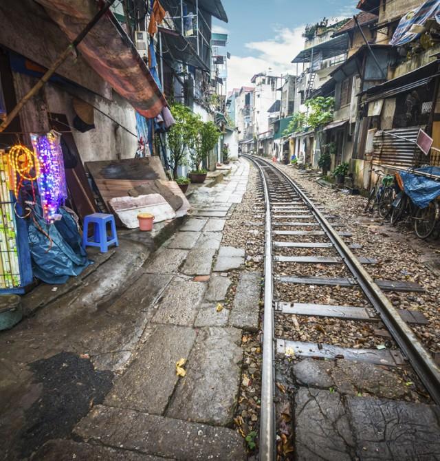 Hanoi en Myanmar, Vietnam y Camboya