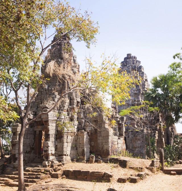 Siem Reap en Myanmar, Vietnam y Camboya