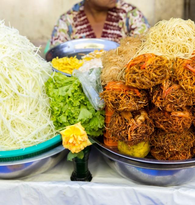 Yangón en Myanmar, Vietnam y Camboya