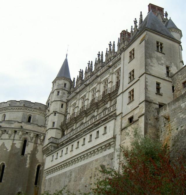 Amboise en Francia