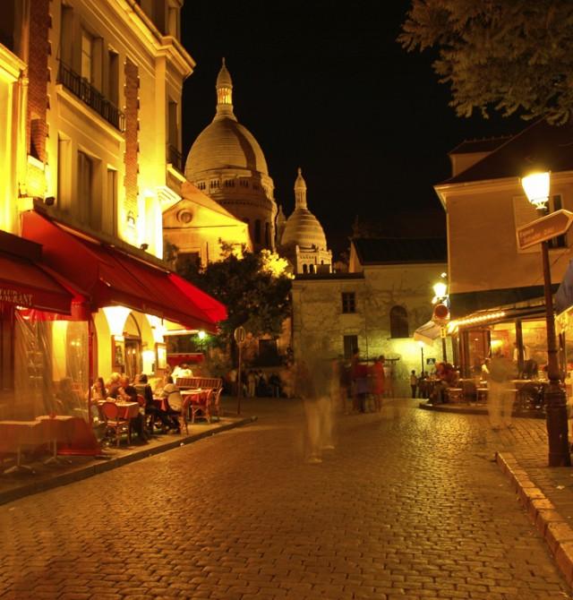 Montmartre en Francia