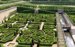 Palacio de Villandry en Francia