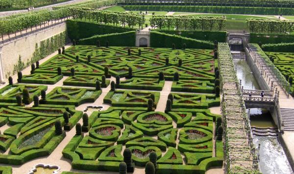 Palacio de Villandry. Viaje a Francia con PANGEA The Travel Store