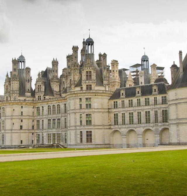 Valle del Loira: Chambord - Blois - Chenonceau - Tours