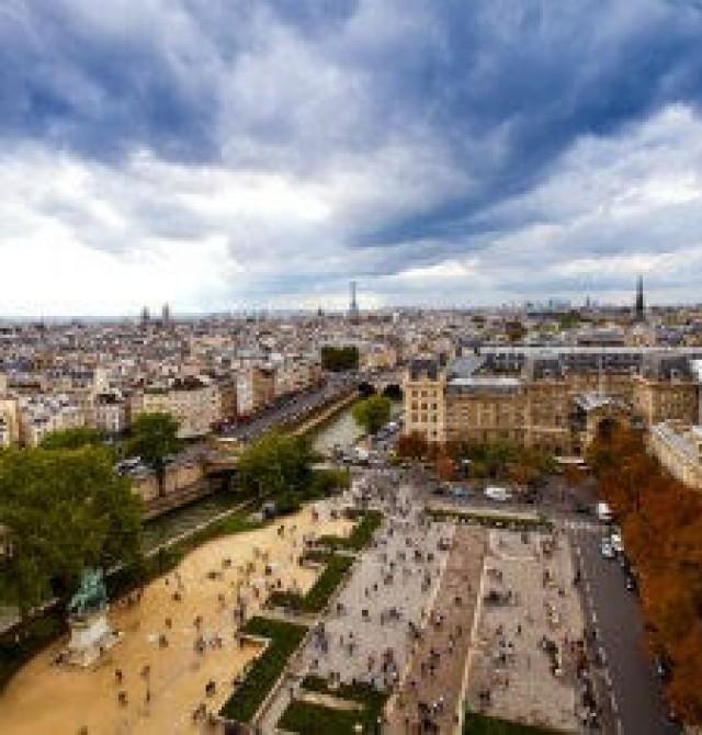 España - París