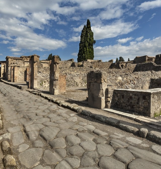 Pompeya en Italia