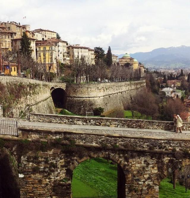Bérgamo en Italia