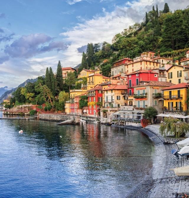 Menaggio en Italia