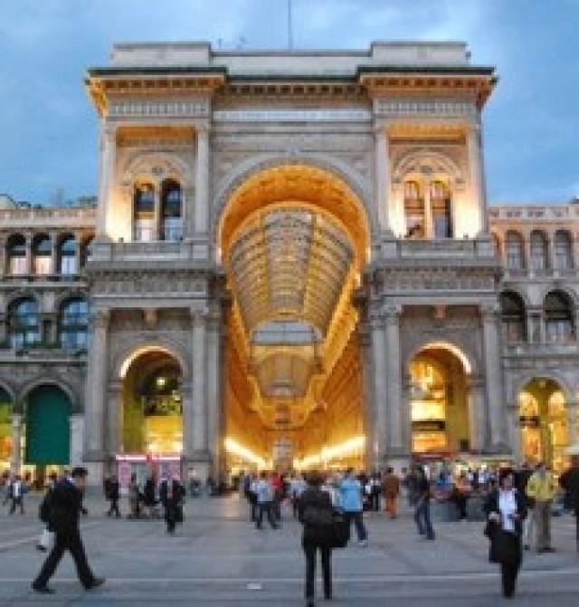 Ciudad de origen - Milán en Italia