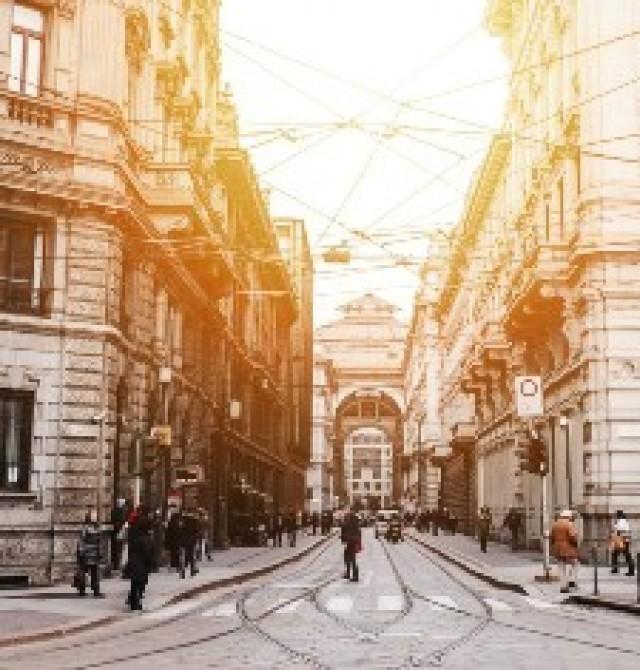 Milán - Ciudad de origen en Italia