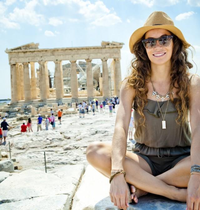 La Acrópolis en Grecia y Turquía