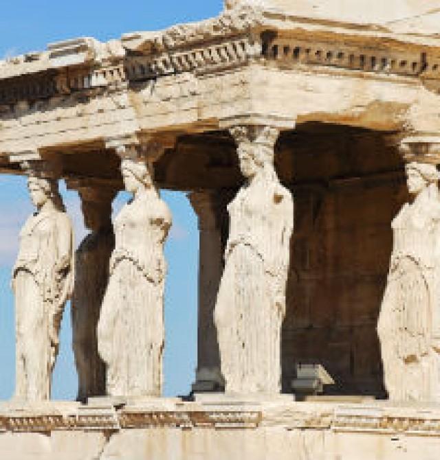 Atenas - Ciudad de origen en Grecia y Turquía