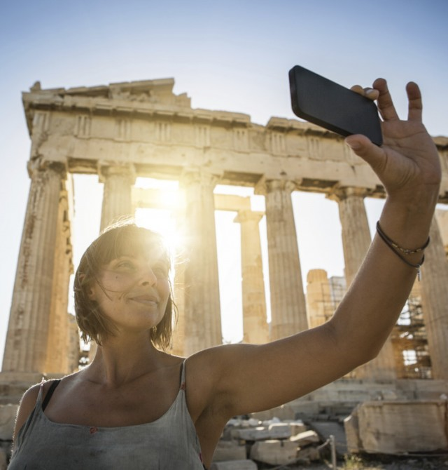 Atenas en Grecia