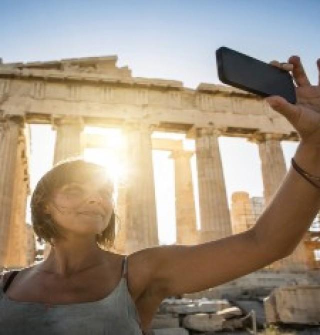 Atenas - Ciudad de origen en Grecia