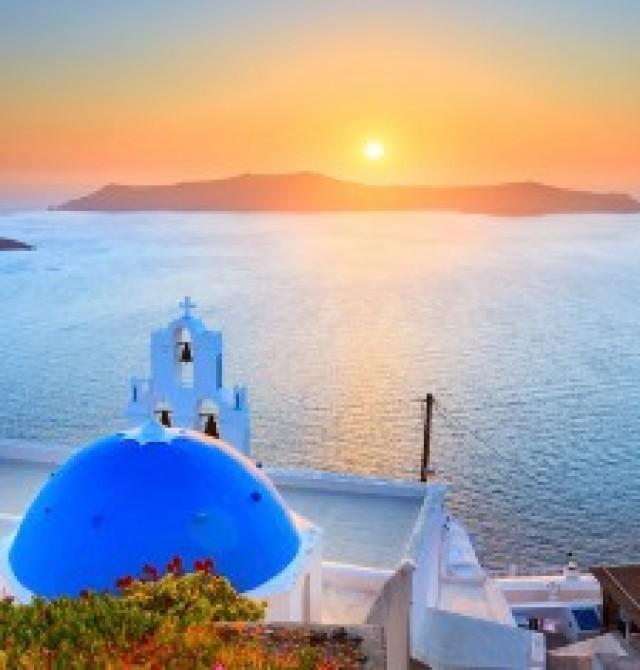 Santorini - Atenas
