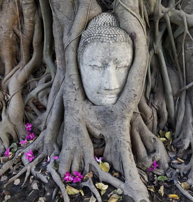 Ayutthaya en Tailandia y Camboya