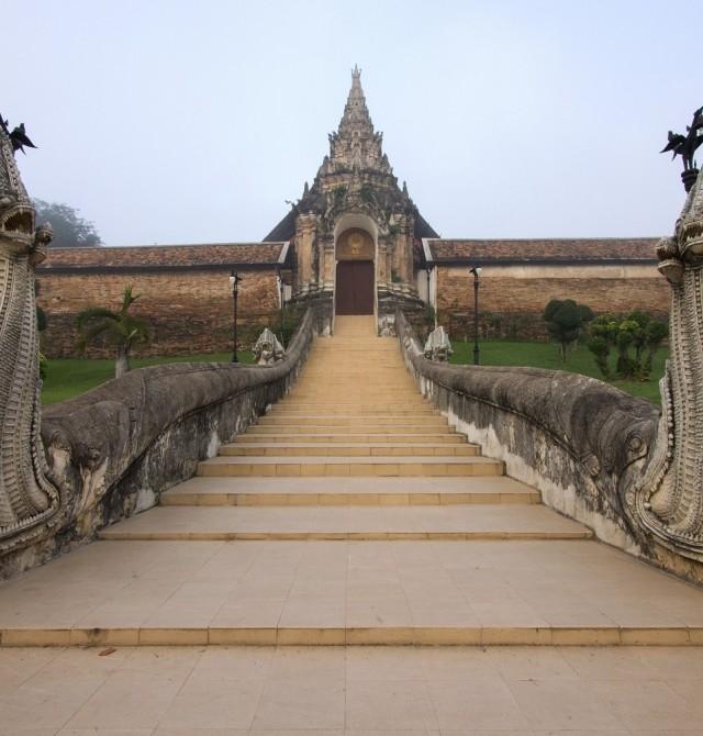Chiang Rai en Tailandia y Camboya