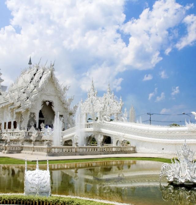 Chiang Mai en Tailandia y Camboya