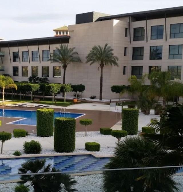 en Alicante, Algorfa